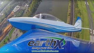 EarthX Lithium Batteries for Aircraft