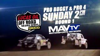 LOORS 2016 Round 1 Pro Buggy & Pro 4
