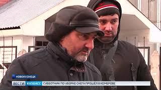 В Новокузнецке продолжается борьба с киосками