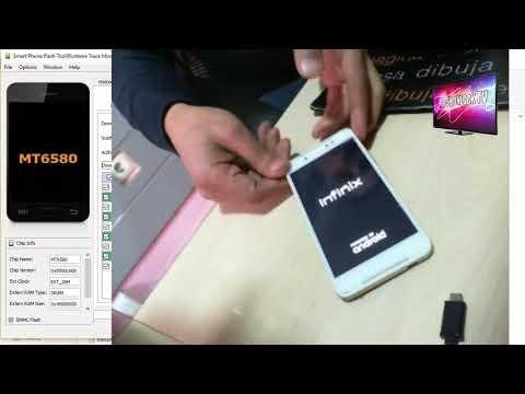 Flash Infinix Smart X5010, Fix Problem: Download Fail