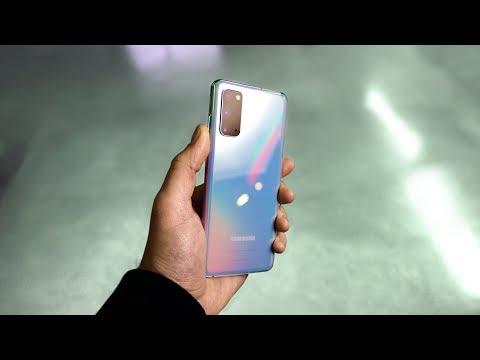 Samsung Galaxy S20 Hands On – A Better Deal?
