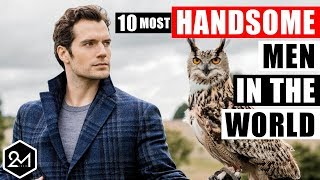 Top 10 Most Handsome Men in The World 2017 ✔