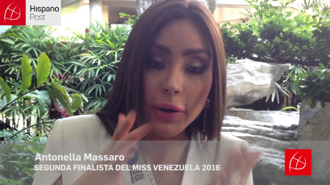 Ingeniera mecánica se alzó con la corona de Miss Venezuela 2016
