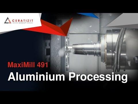Bearbeitung von Aluminium