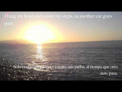Pearl Jam - Thumbing my way (subtítulos español/ingles).