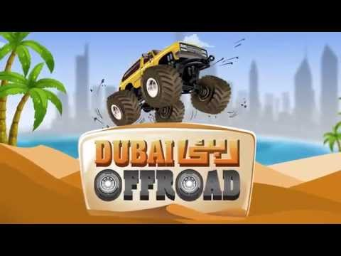 Dubai Offroad - Mobile Gameplay HD