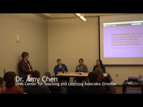 Advance at UNM Panel Discussion: Tips on working with the National Science Foundation
