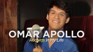 Omar Apollo  Records In My Life (2019 Interview)