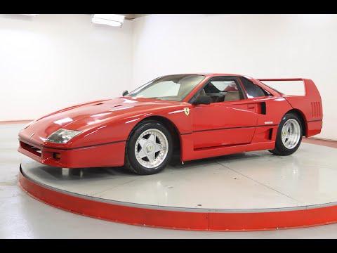 1991 Ferrari F40 (CC-1427900) for sale in Denver , Colorado