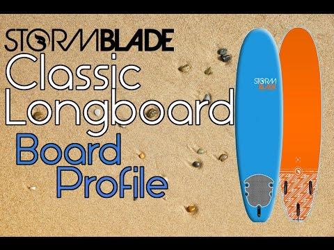 Stormblade Classic Longboard Profile