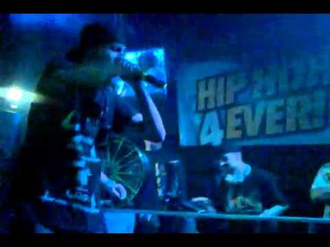 Eriks - Hip hop 4ever :) Eriks vs Agro :) inda Louny ( Imperium)