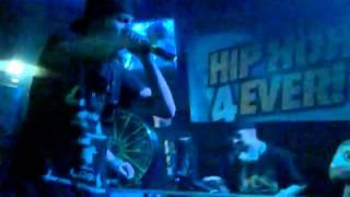 Video Hip hop 4ever :) Eriks vs Agro :) inda Louny ( Imperium)