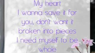 Worth the Wait - Jordin Sparks Lyrics
