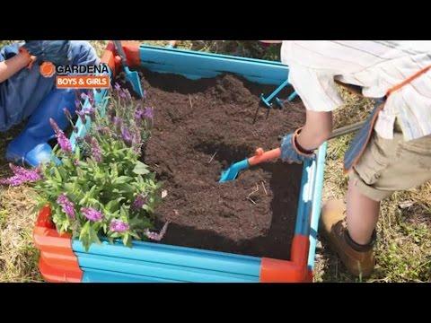 GARDENA Boys & Girls | Herramientas de jardinería para niños y niñas