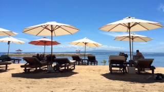 バリ島便り6サヌールビーチ