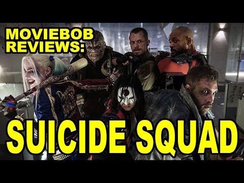 MoviebBob Reviews: Suicide Squad