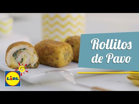 Rollitos de Pavo con Queso y Verduras - Hoy Cocinamos
