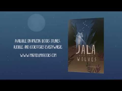 Jala and the Wolves Book Trailer