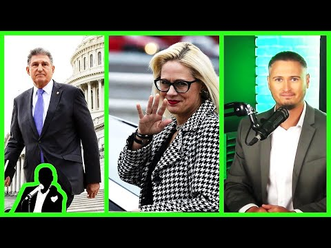 Kyle SHREDS 'Abhorrent Corrupt Goons' Manchin & Sinema For DESTROYING $3.5T Bill