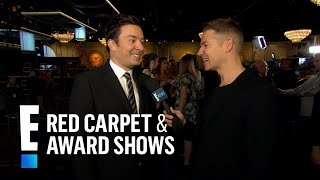 Jimmy Fallon Teases StarStudded Golden Globes Opening  E Live From The Red Carpet