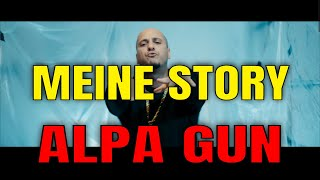 Alpa Gun - Meine Story (100 Bars) I REACTION/ONE.TAKE.ANALYSE