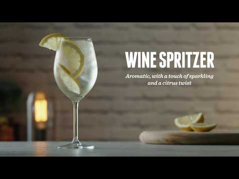 How to make a Wine Spritzer | Cocktail Recipes