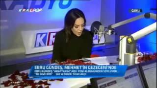 Ebru Gündeş - Bir Devir Bitti  ( Mehmet'in Gezegeni'nde Program )
