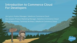 Introduction to Salesforce Commerce Cloud for Developers