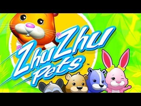 zhu zhu princess nintendo ds game