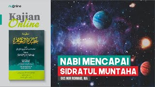 Mi'raj Nabi Muhammad ke Sidratul Muntaha