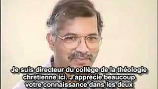 La divinité de Jésus/Dr Zakir Naik/KAMUDU13