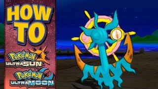 Dhelmise  - (Pokémon) - HOW TO GET Dhelmise in Pokemon Ultra Sun and Moon