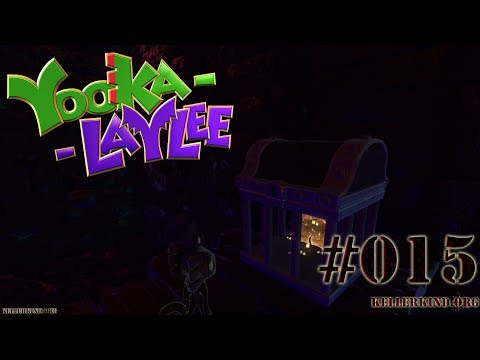 Noch ein Quiz? ★ #15 ★ Speedy plays Yooka-Laylee [HD|30FPS]