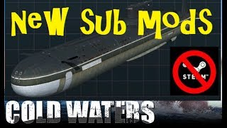 COLD WATERS, 22+ NEW PLAYABLE Submarines - Most Popular Videos