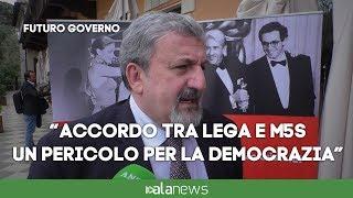 """Pd, Emiliano: """"Dichiararsi ora all'opposizione è slealtà verso Costituzione"""""""