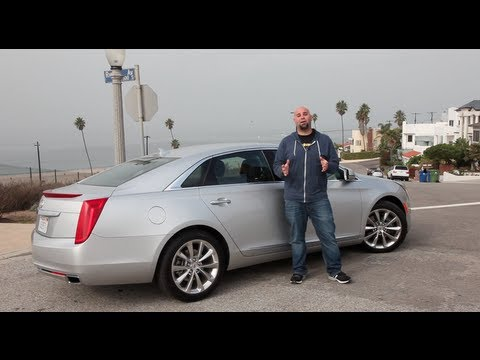 Cadillac XTS Car Review Video
