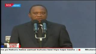 Ndugu, jamaa na marafiki wajumuika Nairobi pamoja na Rais Uhuru kumkumbuka marehemu Nkaissery