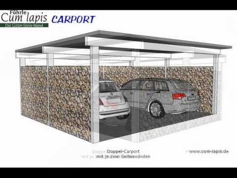 Führle DOPPEL-CARPORT