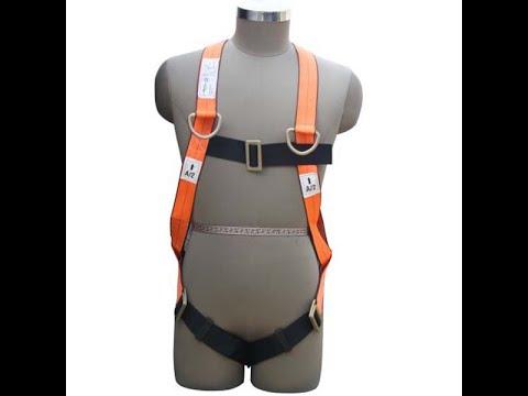 METRO Full Body Safety Harness Class A, Class D, Class L, Class P - SB 1019