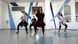 John Hart  - Who Booty (Remix).Jazz-Funk by Алина Кучеренко .All Stars Workshop 10.2015