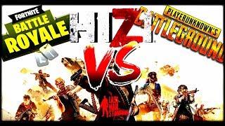 H1z1 Vs Fortnite Free Video Search Site Findclip