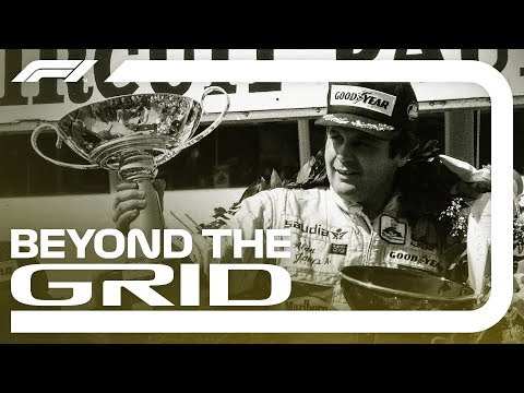Alan Jones Interview | Beyond The Grid | Official F1 Podcast *STRONG LANGUAGE*