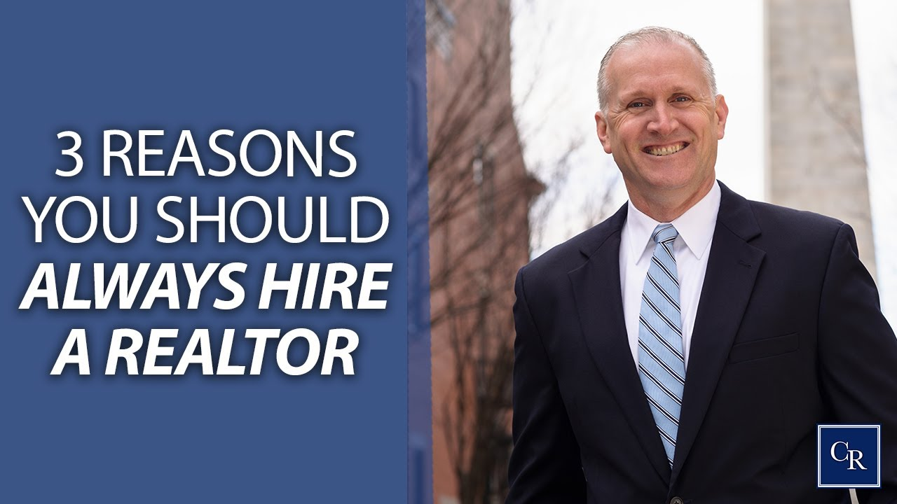 Q: What Are the Top 3 Reasons You Need a Realtor?