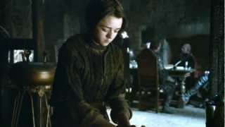 205 The Gost Of Harrenhal- Extrait 2: Arya face à Tywin Lannister...