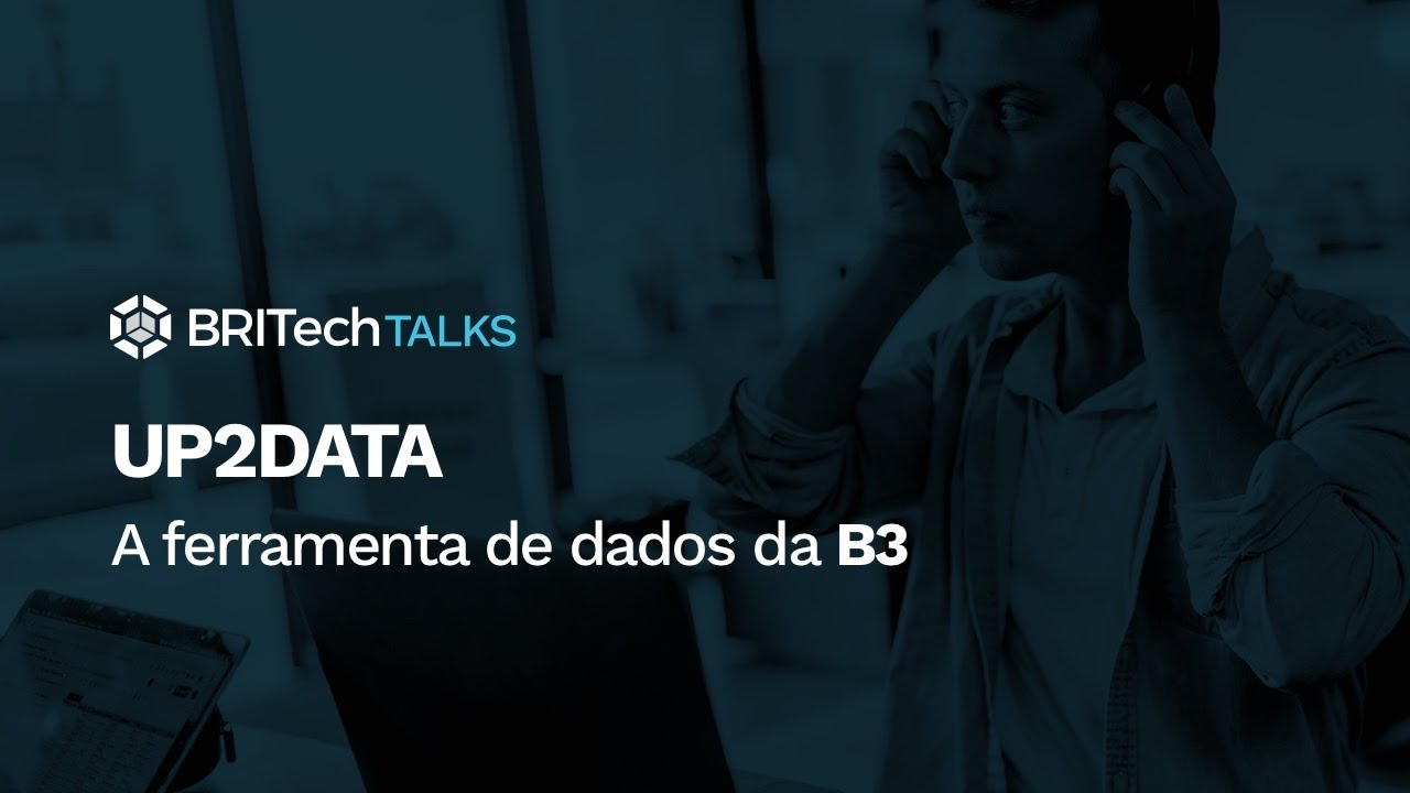 UP2DATA: a ferramenta de dados da B3