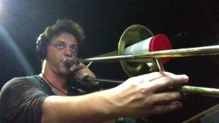"""The Merry Old Land Of Oz"" The Wizard Of Oz Pit Orchestra Trombone POV"