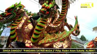 LAKI DADI RABI VOC. ULIL MC   PANDAWA SATRIA MUDA 2    LIVE MANGGUNGAN TERISI 17 JUNI 2018