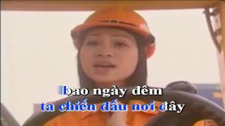 [Karaoke] Tốp Ca Nữ   Bến Cảng Quê Hương Tôi [MDD]