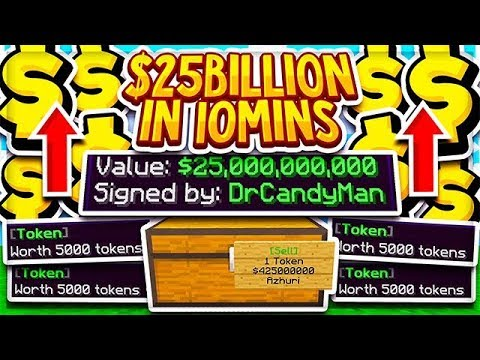 I MADE 5 BILLION DOLLARS IN 1 HOUR DOING THIS    | Minecraft Prison