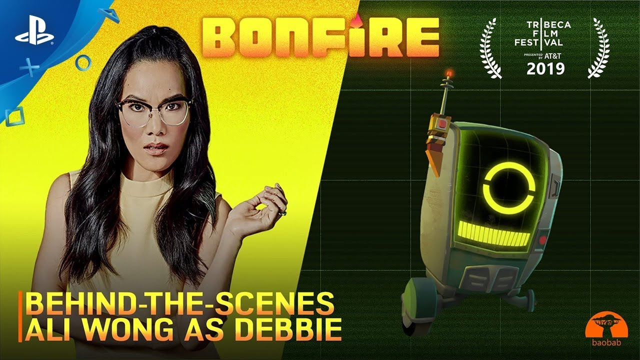 Ali Wong Stars in Bonfire, Out Today for PS VR